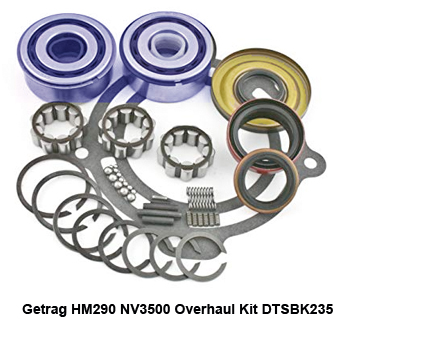 Getrag HM290 NV3500 Overhaul Kit DTSBK2354