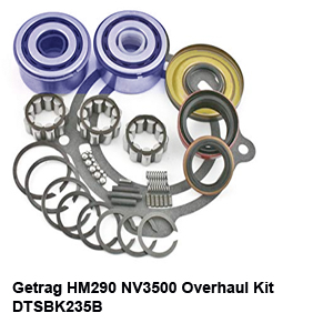 Getrag HM290 NV3500 Overhaul Kit DTSBK235B877