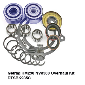Getrag HM290 NV3500 Overhaul Kit DTSBK235C9