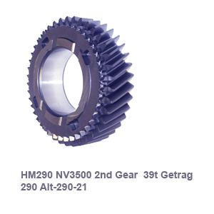HM290 NV3500 2nd Gear  39t Getrag 290 Alt-290-21