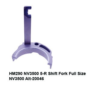 HM290 NV3500 5-R Shift Fork Full Size NV3500 Alt-20046