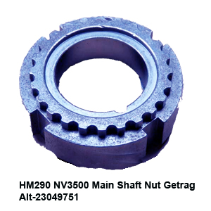 HM290 NV3500 Main Shaft Nut Getrag Alt-23049751