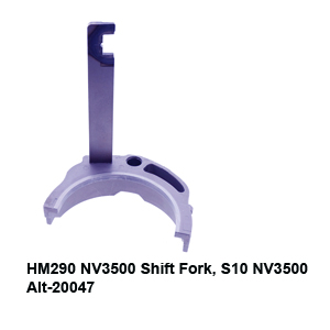 HM290 NV3500 Shift Fork S10 NV3500 Alt-20047