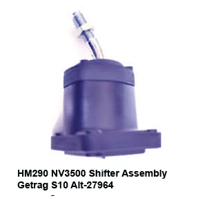 HM290 NV3500 Shifter Assembly Getrag S10 Alt-27964