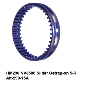 HM290 NV3500 Slider Getrag-on 5-R Alt-290-15A