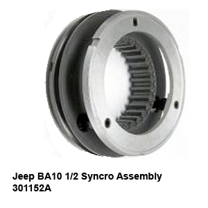 Jeep BA10 1-2 Syncro Assembly 301152A