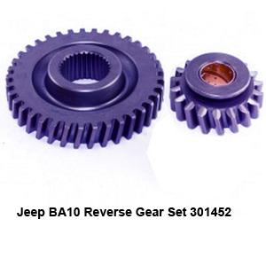 Jeep BA10 Reverse Gear Set 301452