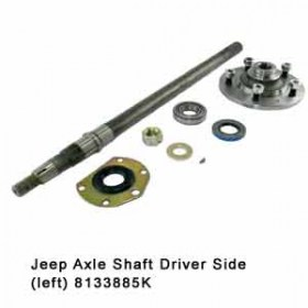 Jeep-Axle-Shaft-Driver-Side-(left)-8133885K