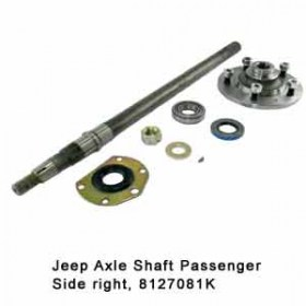 Jeep-Axle-Shaft-Passenger-Side-right,-8127081K