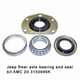 Jeep-Rear-axle-bearing-and-seal-kit-AMC-20-3150046K