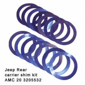 Jeep-Rear-carrier-shim-kit-AMC-20-3205532