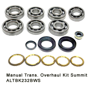 Manual Trans. Overhaul Kit Summit ALTBK232BWS