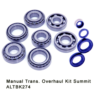 Manual Trans. Overhaul Kit Summit ALTBK274