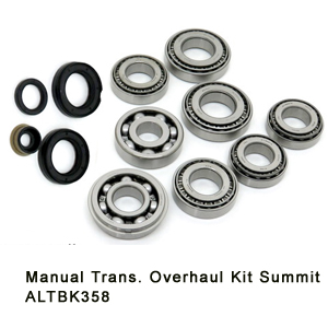 Manual Trans. Overhaul Kit Summit ALTBK358