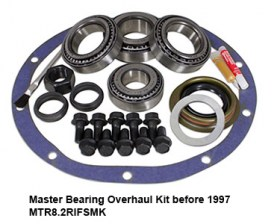Master Bearing Overhaul Kit before 1997  MTR8.2RIFSMK 6