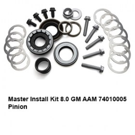 Master Install Kit 8.0 GM AAM 740100058