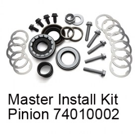 Master Install Kit Pinion 740100021