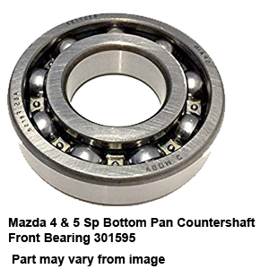 Mazda 4 & 5 Sp Bottom Pan Countershaft Front Bearing 3015959