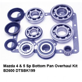 Mazda 4 & 5 Sp Bottom Pan Overhaul Kit B2600 DTSBK199