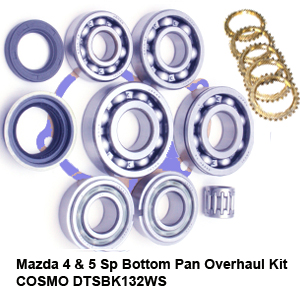 Mazda 4 & 5 Sp Bottom Pan Overhaul Kit COSMO DTSBK132WS