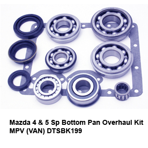 Mazda 4 & 5 Sp Bottom Pan Overhaul Kit MPV (VAN) DTSBK199