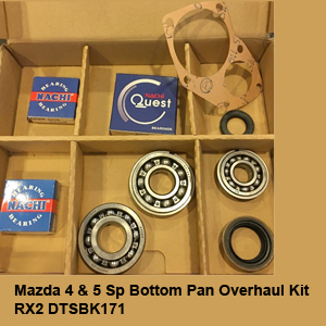 Mazda 4 & 5 Sp Bottom Pan Overhaul Kit RX2 DTSBK171
