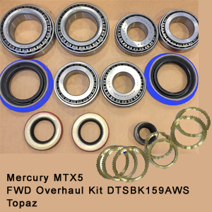 Mercury MTX5 FWD Overhaul Kit DTSBK159AWS Topaz9