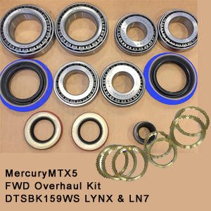 MercuryMTX5 FWD Overhaul Kit DTSBK159WS LYNX & LN76