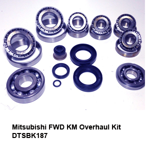 Mitsubishi FWD KM Overhaul Kit DTSBK18723