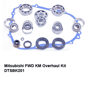 Mitsubishi FWD KM Overhaul Kit DTSBK2011