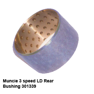 Muncie 3 speed LD Rear Bushing 3013393