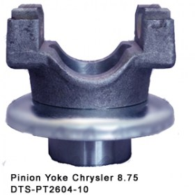 Pinion Yoke Chrysler 8.75 DTS-PT2604-10