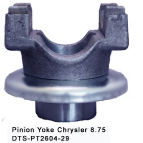 Pinion Yoke Chrysler 8.75 DTS-PT2604-29