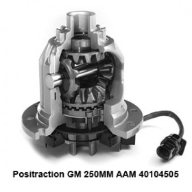 Positraction GM 250MM AAM 401045052