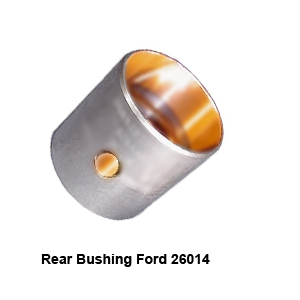 Rear Bushing Ford 26014