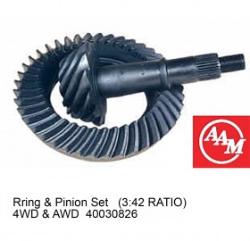Rring _ Pinion Set   (3-42 RATIO)  4WD _ AWD  400308269