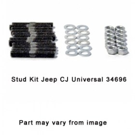 Stud Kit Jeep CJ Universal 34696