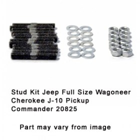 Stud Kit Jeep Full Size Wagoneer Cherokee J-10 Pickup Commander 20825
