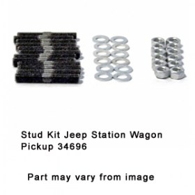 Stud Kit Jeep Station Wagon Pickup 34696