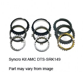 Syncro Kit AMC DTS-SRK149