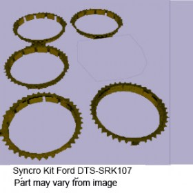 Syncro Kit Ford DTS-SRK107