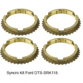 Syncro Kit Ford DTS-SRK118