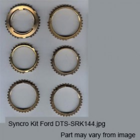 Syncro Kit Ford DTS-SRK144