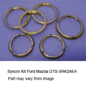 Syncro Kit Ford Mazda DTS-SRK248A