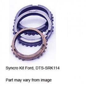 Syncro Kit Ford, DTS-SRK114