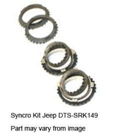 Syncro Kit Jeep DTS-SRK149
