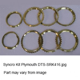 Syncro Kit Plymouth DTS-SRK416