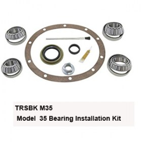 TRSBK 35 model 35 Mastervearing Installation kit