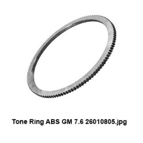 Tone Ring ABS GM 7.6 260108059