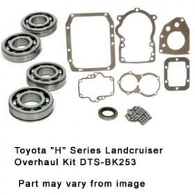 Toyota  H Series Landcruiser Overhaul Kit DTS-BK253